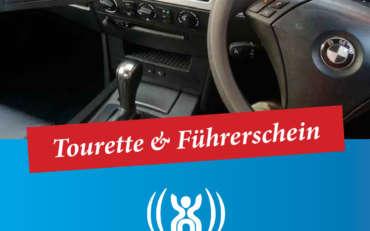 Tourette Spezial – Tourette & Führerschein
