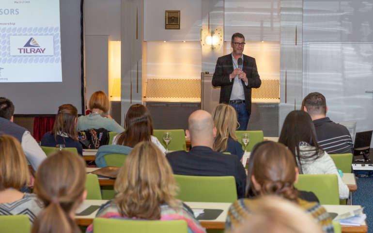 Europäische Fachkonferenz zum Tourette-Syndrom in Hannover 15.-17.05.2019