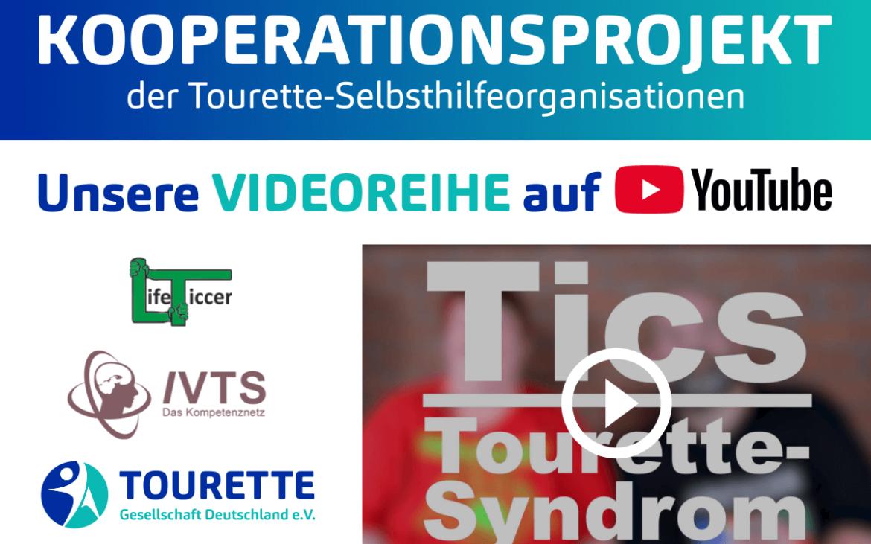 Kooperationsprojekt der Tourette-Selbsthilfeorganisationen – Ein Querschnitt durch die Vereine